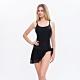 澳洲Sunseeker泳裝機能型素面顯瘦連身式泳衣/8183079BLA product thumbnail 1