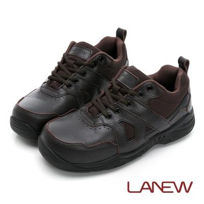 LA NEW 安底防滑 防黴抑菌 鋼頭安全鞋(男227013720)