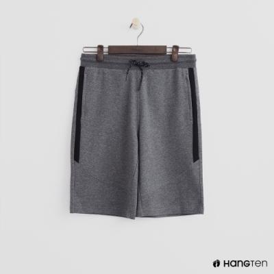 Hang Ten - 男裝 - 雙色休閒棉質短褲 - 灰