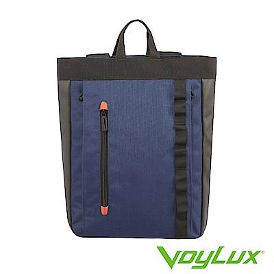 VoyLux伯勒仕-VESSEL系列-多用托特包-3880119-海軍藍