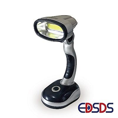 愛迪生 USB/電池雙供電COB LED超亮輕巧檯燈