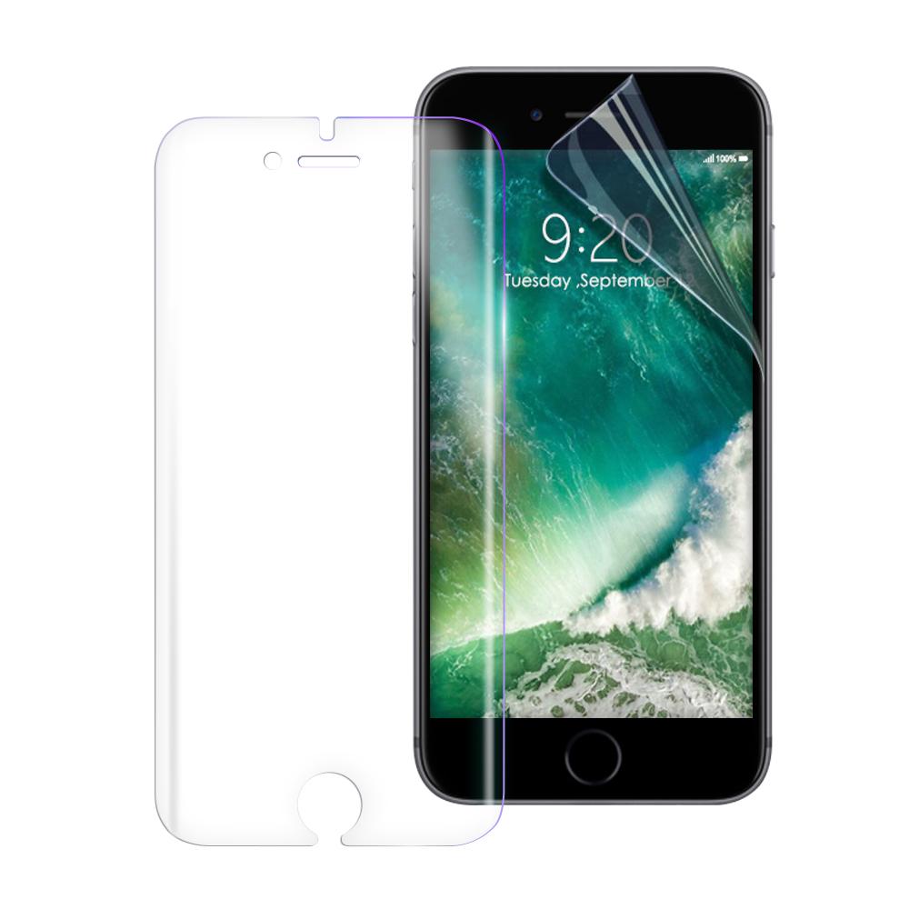 o-one大螢膜PRO iPhone 8 /7 /6 全膠滿版保護貼-透明/霧面