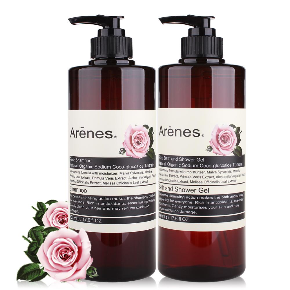 (買1送1)Arenes 香氛洗髮沐浴組-多款香味可選