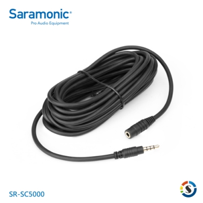 Saramonic楓笛 SR-SC5000 麥克風延長線
