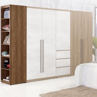 H&D 緹諾2尺開放置物櫃