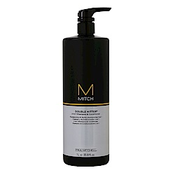 Paul Mitchell Mitch頭皮調理洗髮精1000ml