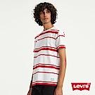 Levis 男款 短袖T恤 250gsm厚棉 Mighty Made網眼布