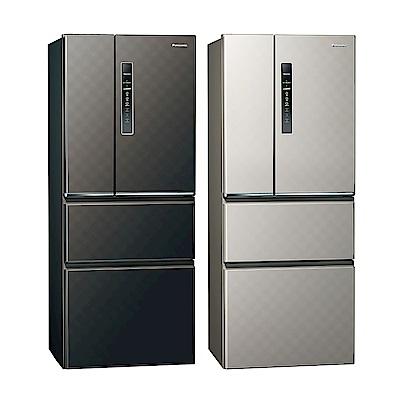 [無卡分期12期]Panasonic國際牌 四門 變頻 電冰箱 NR-D509HV