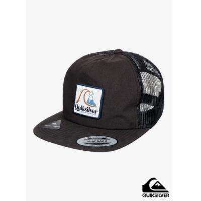 【QUIKSILVER】SHARP TINSEL 棒球帽 黑色