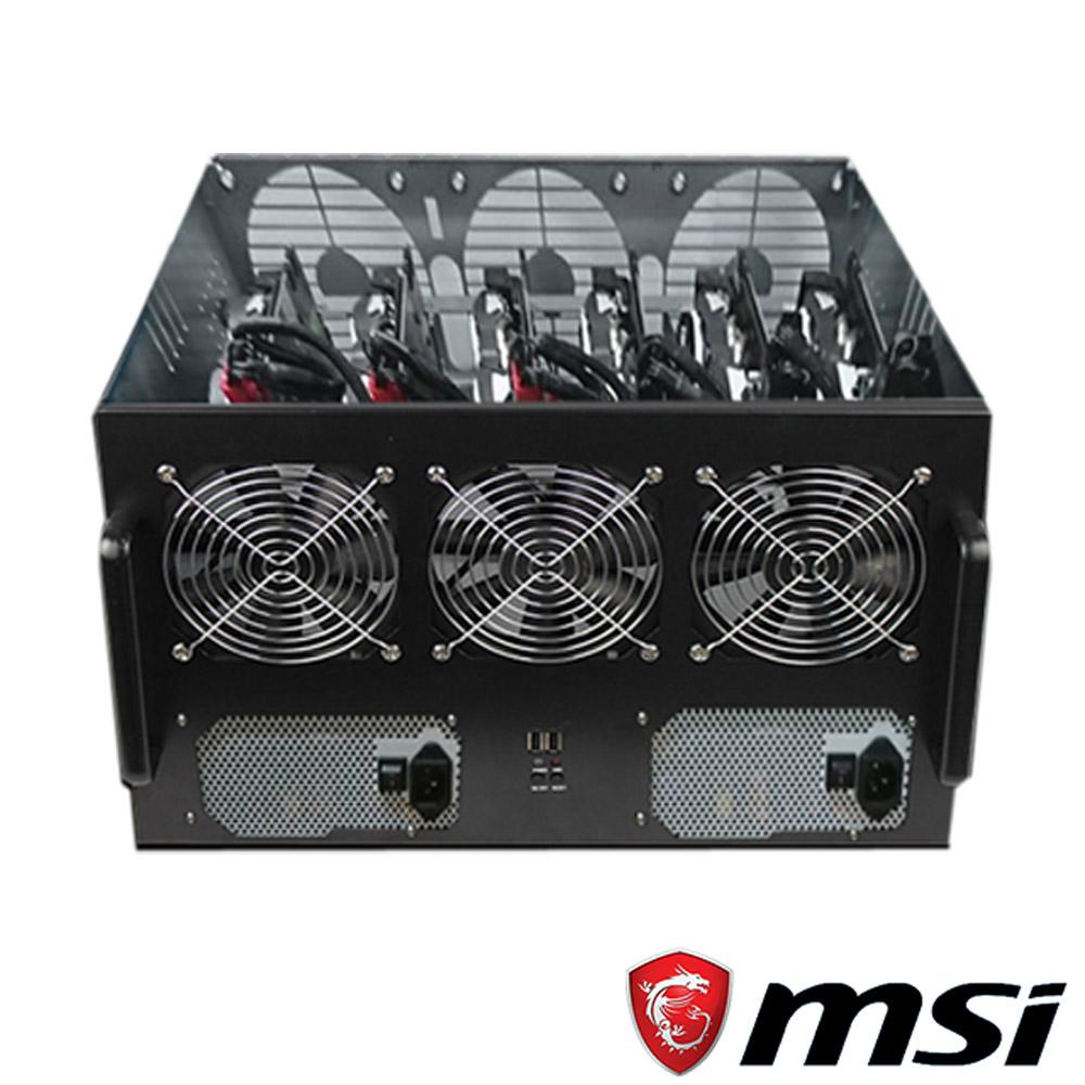 MSI P104礦機
