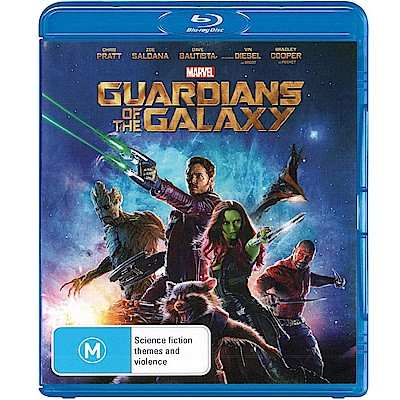 星際異攻隊 Guardians of the Galaxy  藍光BD