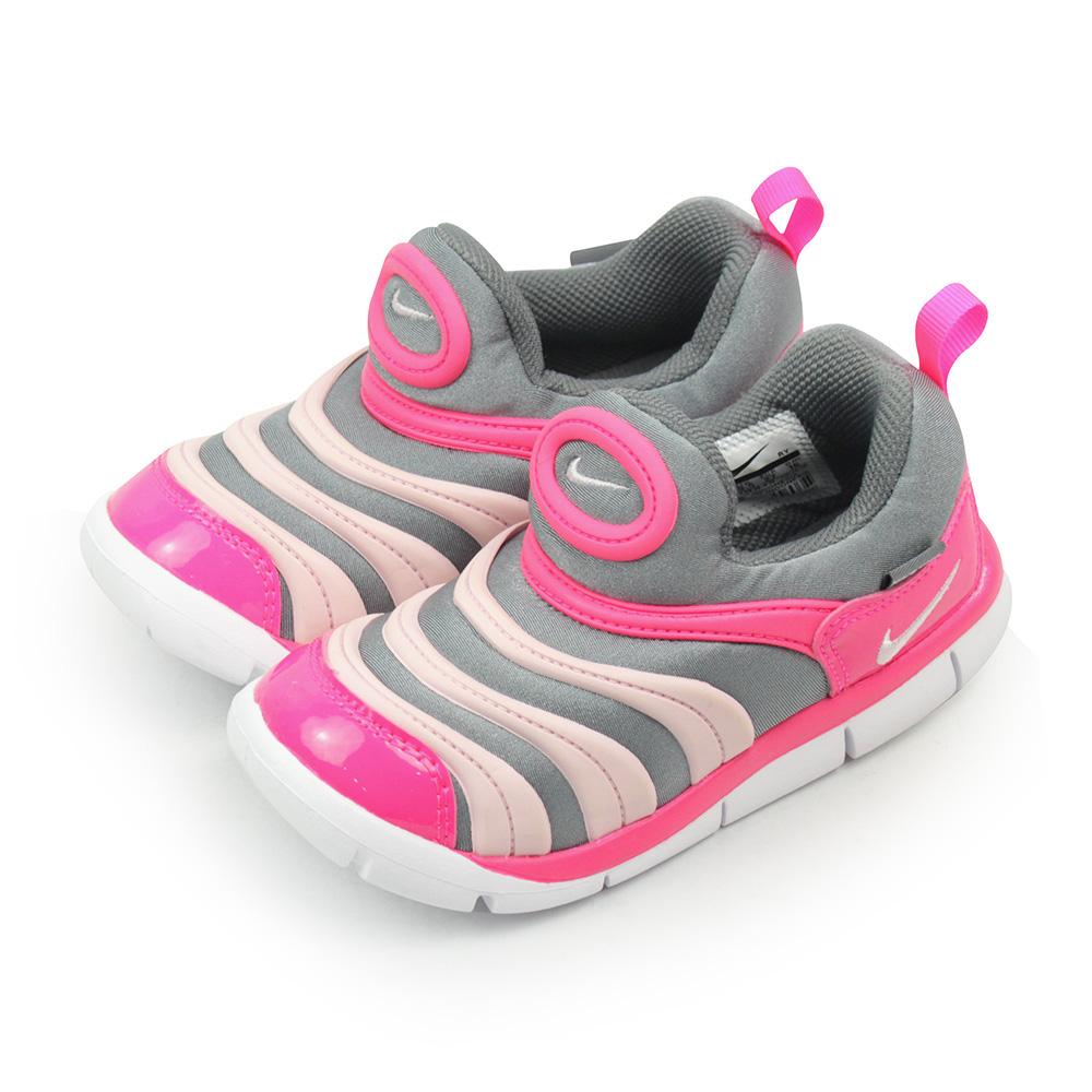 Nike 毛毛蟲 DYNAMO FREE 童鞋 @ Y!購物