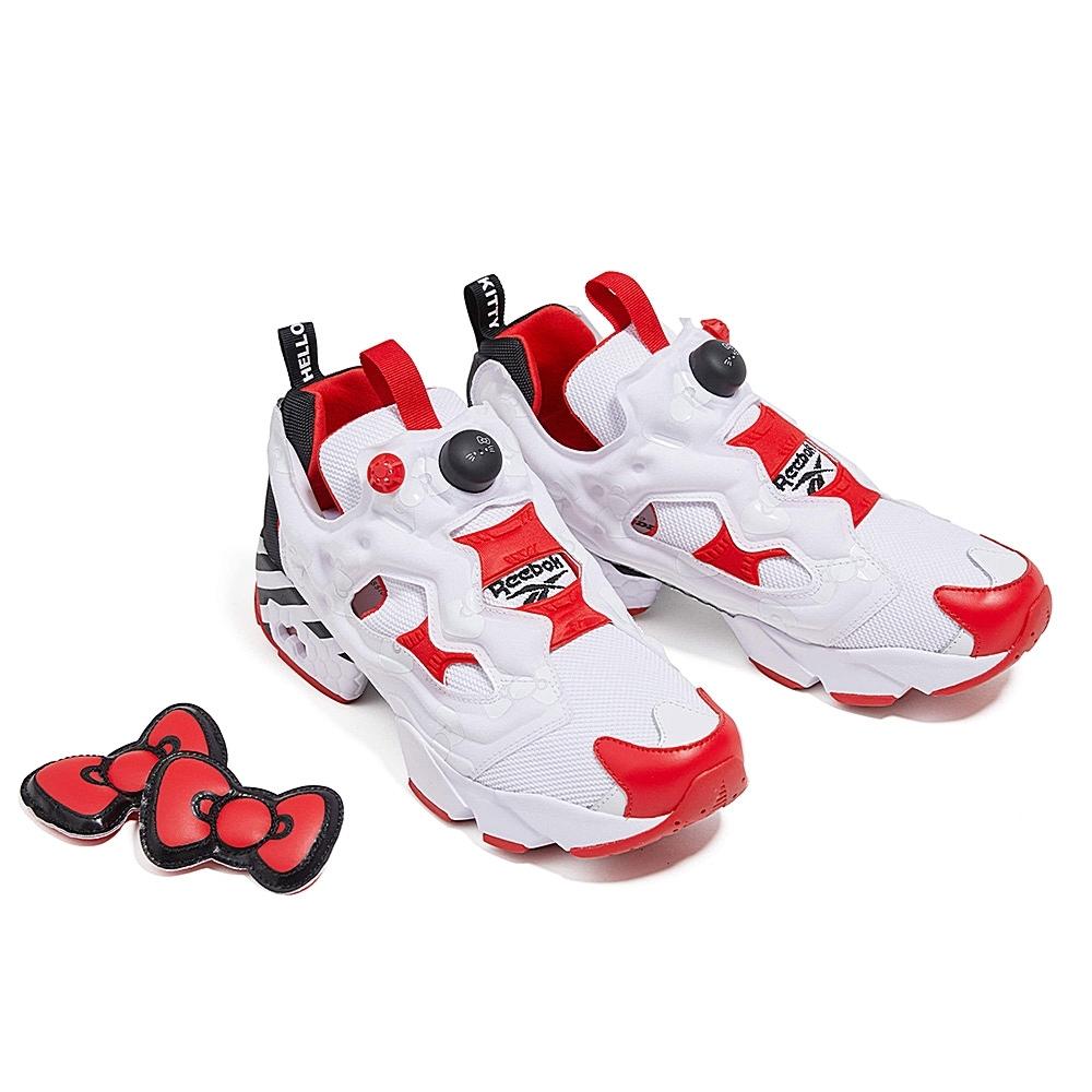 Reebok InstaPump Fury OG Hello Kitty 經典鞋 女 EH2798