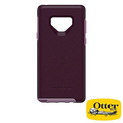 OtterBox Galaxy Note9炫彩幾何系列保護殼-日本紫