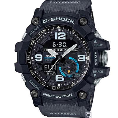 G-SHOCK 極限陸上強悍運動錶(GG-1000-1A8)