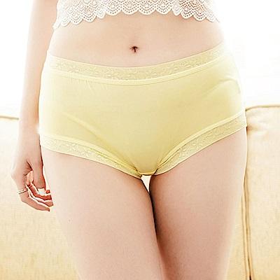 內褲 32針超涼春蠶100%蠶絲三角內褲 (黃) Chlansilk 闕蘭絹