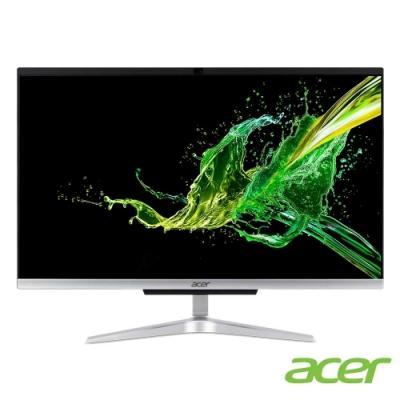(福利品)Acer C24-960 十代i5四核雙碟液晶電腦(i5-10210U/8G/1T/256G/Win10h)