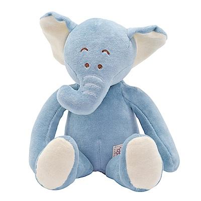 miYim有機棉安撫娃娃32cm-芬恩象象