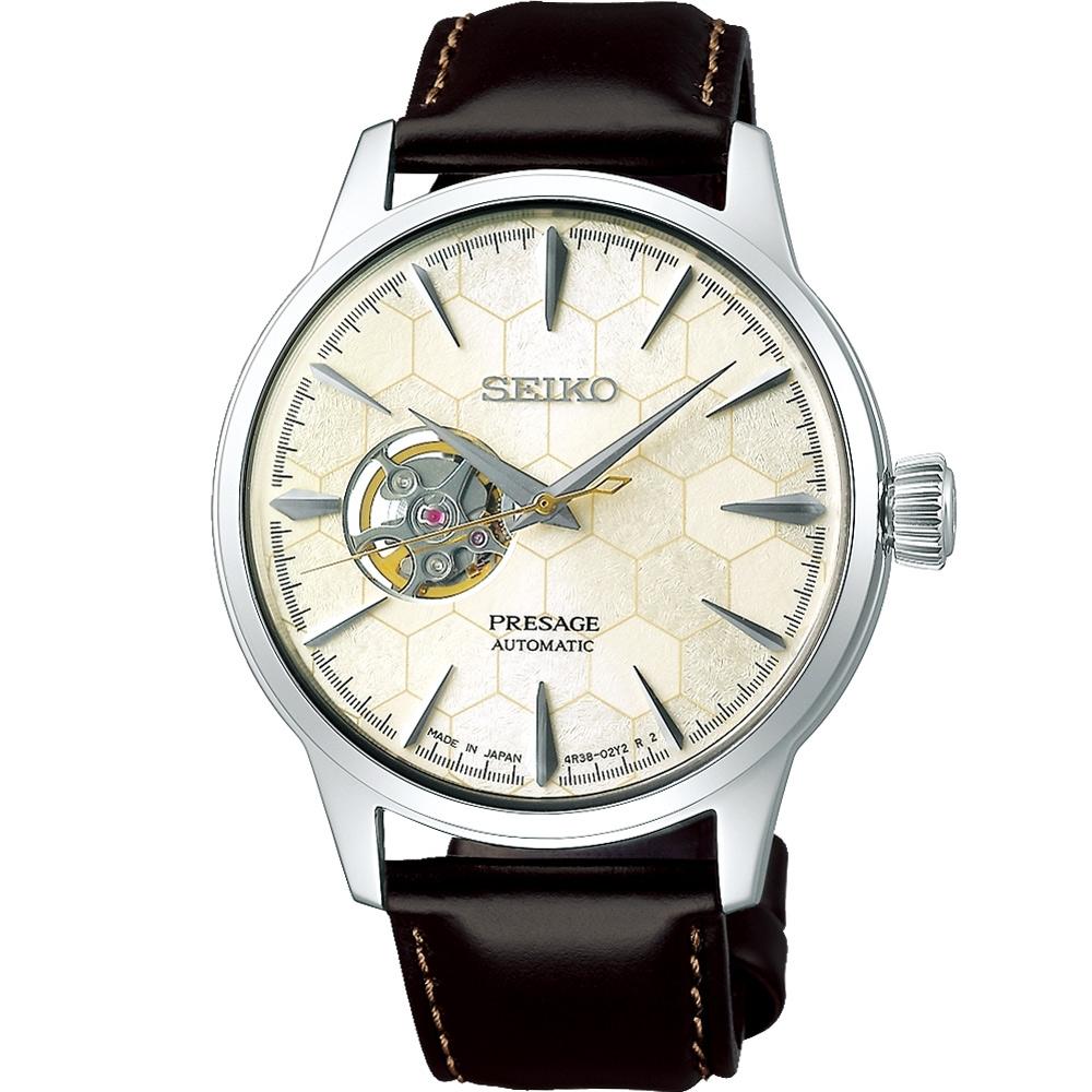 SEIKO Presage Cocktail 調酒師限量機械錶(SSA409J1)40mm