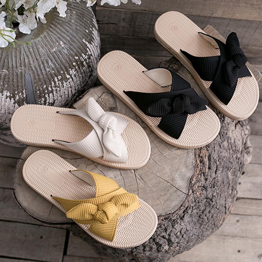 韓國KW美鞋館-視覺個性羅馬涼拖鞋(涼鞋 拖鞋)(共3色)