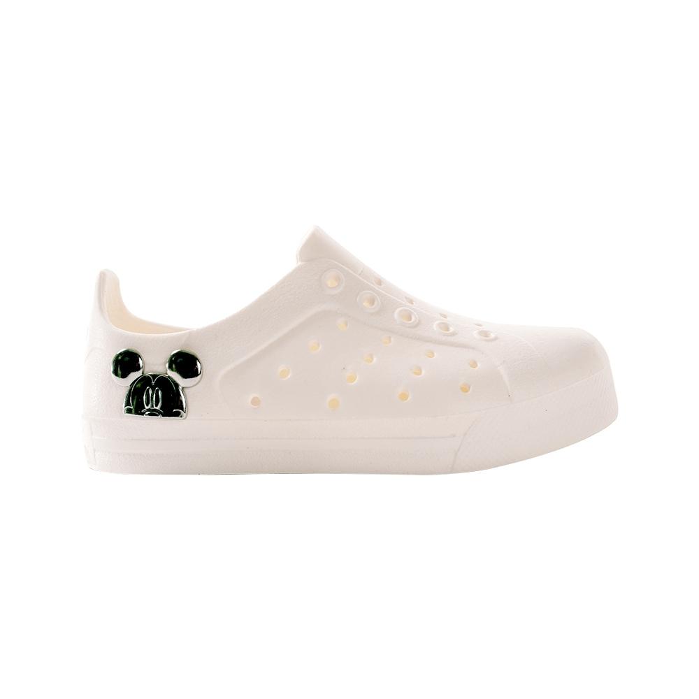 男女童鞋 台灣製迪士尼米奇正版輕量休閒洞洞鞋sd3053 魔法Baby