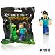 Minecraft 當個創世神  麥塊 角色造型吊飾 抽抽包  (款式隨機) product thumbnail 1