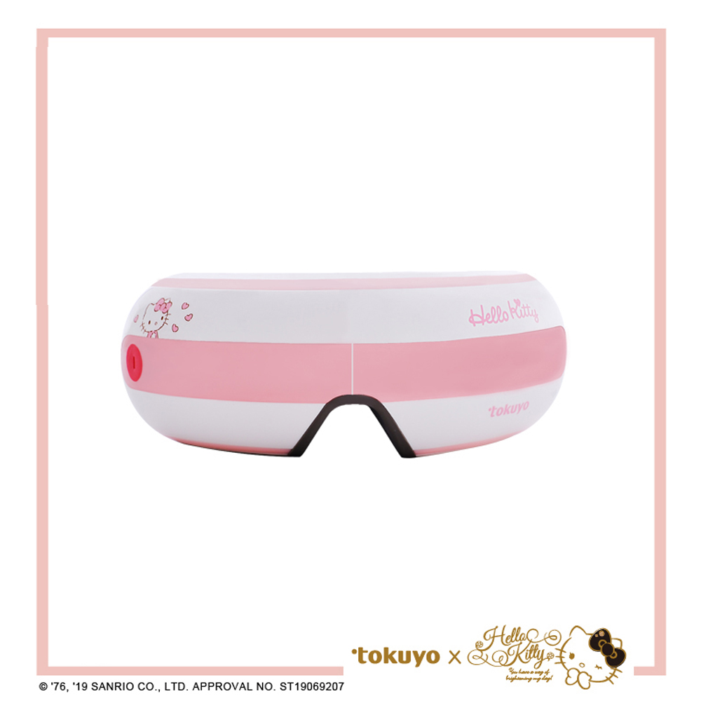 Hello Kitty X tokuyo FUN睛鬆PLUS眼部按摩器 TS-181H