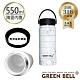 GREEN BELL 綠貝 316不鏽鋼陶瓷純淬保溫杯550ml(附杯底矽膠圈) product thumbnail 1
