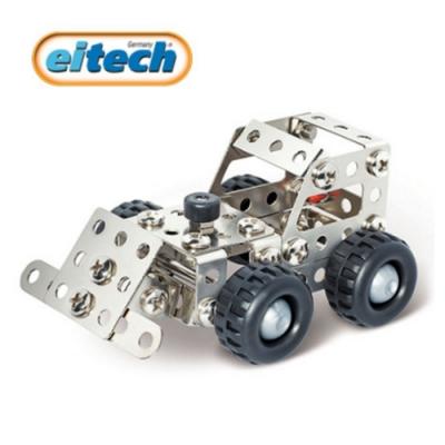 【德國eitech】益智鋼鐵玩具-迷你推土機(C52)