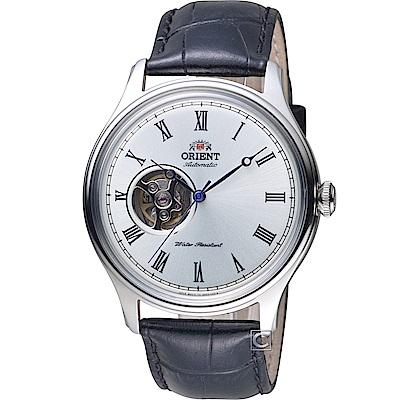 ORIENT 東方錶小鏤空機械錶( FAG00003W)