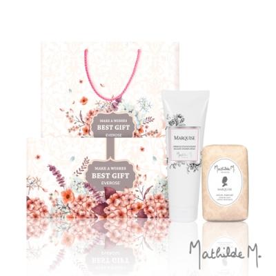 Mathilde M. 法國瑪恩 伯爵夫人柔嫩潔膚禮盒