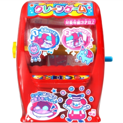Heart 取物機造型糖果[附玩具](10g)(商品樣式採隨機出貨)