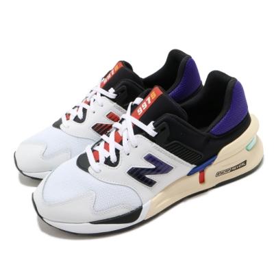 New Balance 休閒鞋 MS997JEA D 運動 男女鞋 紐巴倫 經典款 舒適 簡約 情侶穿搭 白 黑 MS997JEAD