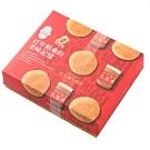 顏新發  福源花生醬太陽餅禮盒500g-6入組