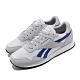 Reebok 休閒鞋 Royal Ultra 運動 男鞋 海外限定 簡約 麂皮 球鞋 穿搭 灰 藍 EF7669 product thumbnail 1