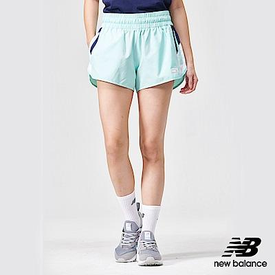 New Balance 短褲_AWS91559LRF_女性_藍色