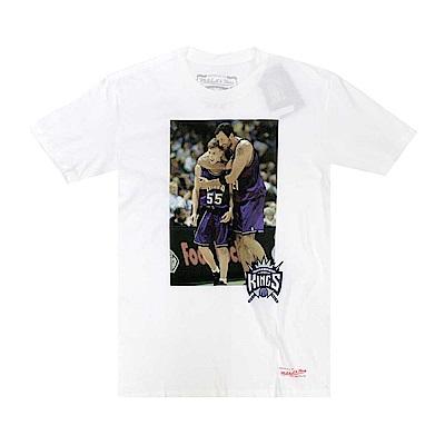 M&N NBA Photo Real 短袖T恤 國王隊