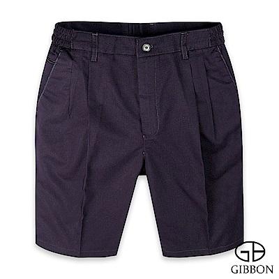 GIBBON 圓點天絲棉彈力鬆緊短褲-二色