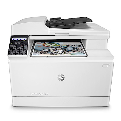 HP Color LaserJet Pro M181fw 彩色無線雷射複合事務機