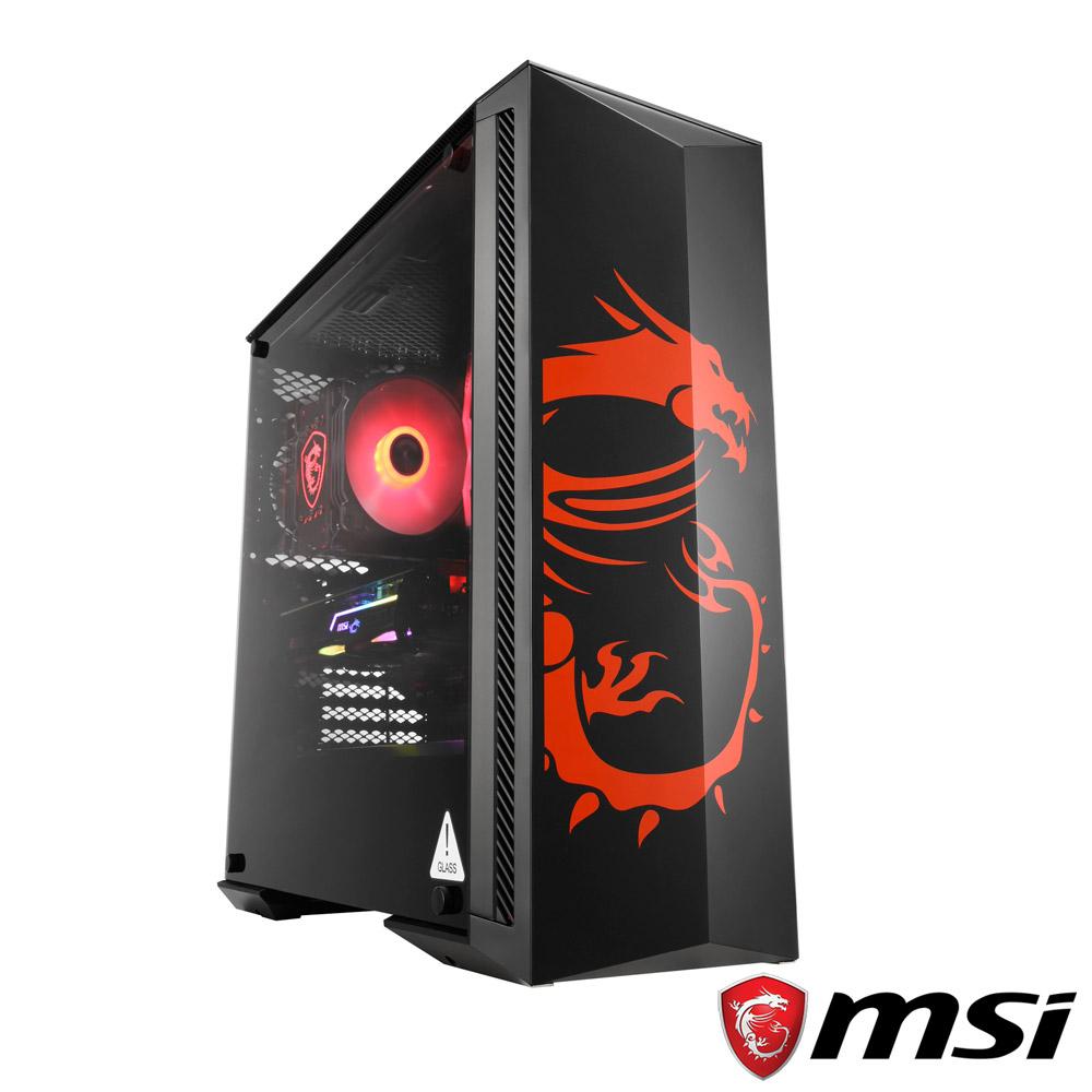 微星平台[龍紋之刀]i7-9700KF/32G/2T/RTX2080TI/1TB_M2
