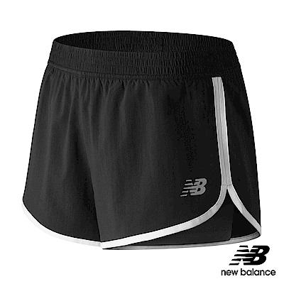 New Balance NB DRY 運動短褲_AWS91140BK_女性_黑色