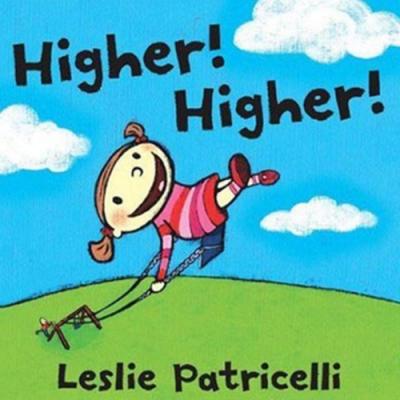 Higher! Higher! 飛高高硬頁書(美國版)