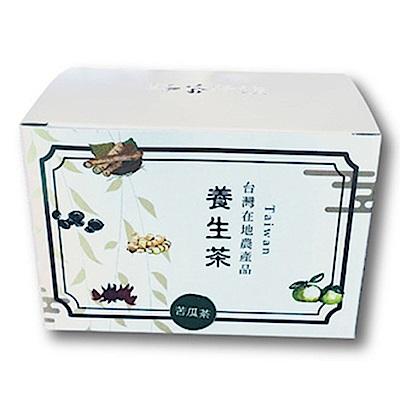 【金彩堂】苦瓜茶(15包/盒)x5