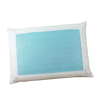 Gloria   冷凝舒眠枕 超大型冷凝膠記憶枕 (2顆)
