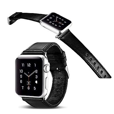 ICARER 復古系列 Apple Watch 手工真皮錶帶