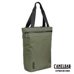 【美國 CamelBak】Pivot重賦新生  輕量簡約托特包 橄欖綠