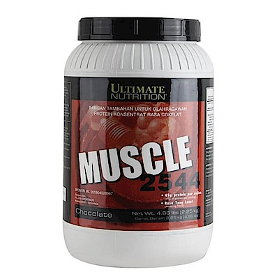 Muscle Juice 肌力果汁高熱量乳清蛋白4.96磅