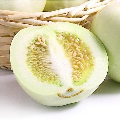 【愛上水果】台灣溫室特級美濃瓜 10斤(約12-16顆)