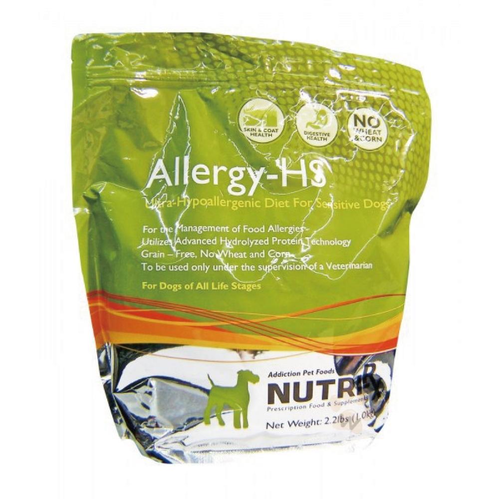 紐西蘭-ADDICTION自然癮食 水解蛋白抗敏寵食 2.2lbs(1.0kg)