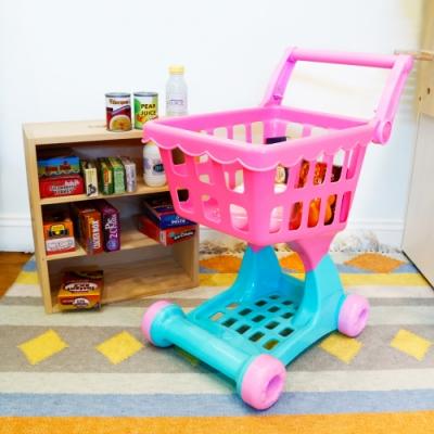 【 Play Circle】小花籃購物車